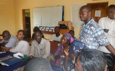 Meet Dramane, the new leader of our Mali team and a community health pioneer