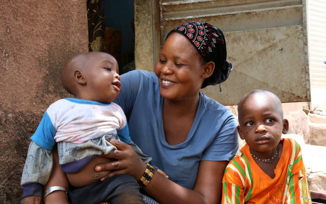 How mothers in Mali are doing