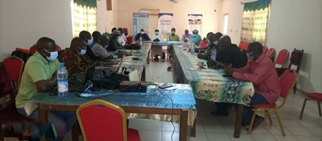 Meeting of SEBAC participants in Fana