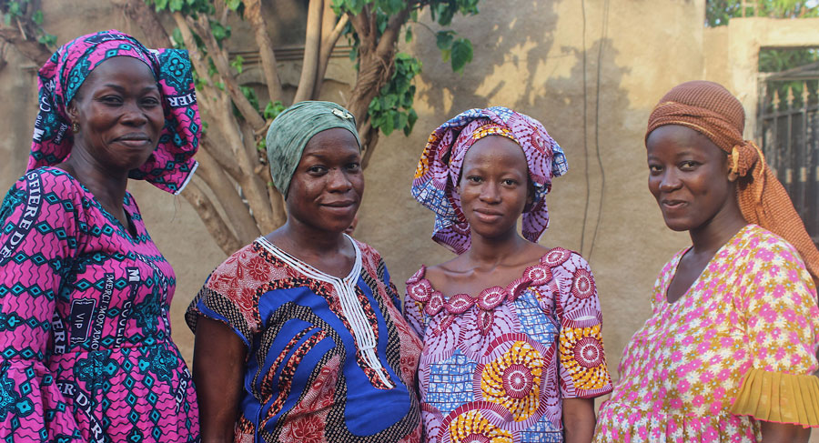 Pregnant women who are members of SHARE in Sotuba